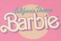Barbie Girl/Barbie World / by Desiree Culbertson Wojciechowski