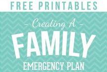 Family: Be Ye Prepared