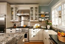 Kitchen design / Ideas for a remodel  / by Jenny Johnson