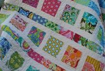 Me: Quilt ideas / Ideas for quilts to sew to cuddle with my Darling Family.