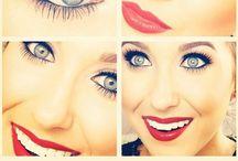 Make-up / by Jenny Johnson