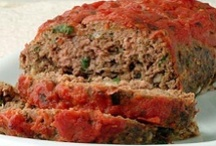 Eats: Meatloaf / by Sally Williams