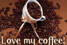 Coffeeeeee.... / by Janice Johnson-Poling