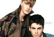 Men's Fashion / by Felipe Birgman