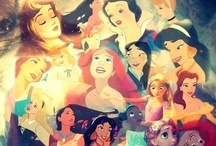 The Magic of Disney / The classic cartoons that have made and will make people smile for generations <3