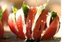 Eats: Caprese - Red, White, and Green! / by Sally Williams