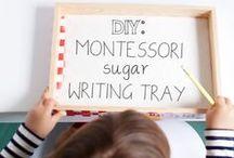 Preschool: Montessori