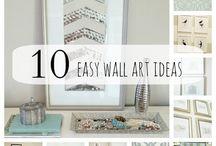 Home: Art / Easy Do It Yourself Art
