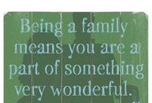 Family Ties... / by Janice Johnson-Poling