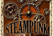 Steampunk Books to Read / Visit our Steampunk site: www.steampunk.coffeetimeromance.com