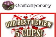 5 CUPS - CONTEMPORARY / FABULOUS BOOKS - COFFEE TIME ROMANCE & MORE'S HIGHEST RATING