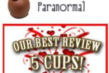 5 CUPS - PARANORMAL / FABULOUS READS - CTR'S HIGHEST RATING