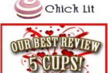 5 CUPS - CHICK LIT / FABULOUS READS - CTR'S HIGHEST RATING