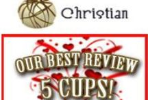 5 CUPS - CHRISTIAN / FABULOUS READS - CTR'S HIGHEST RATING