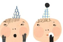 Illustration / by Rosie Drake-Knight