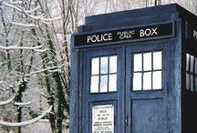 Doctor Who / It deserves its own board.