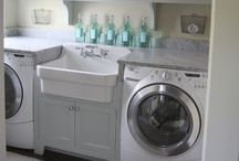 So Fresh and So Clean / Laundry room make over / by Jenny Johnson