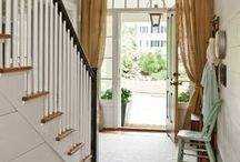 Farmhouse Halls and Spaces