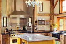 B*tchin' Kitchen :) / Dream kitchen ideas / by Kristin Croft