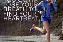 get fit. / by Joleigh Sanders