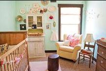 Baby Girl Nurseries