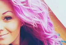Vibrant Hair / by Cheryl Larivee