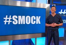 "#SMOCK / Simple Moments of Contagious Kindness. A viral campaign launched by ""The Doctors"" that encourages people to do something nice for someone else and upload a photo/video of it using the hashtag #SMOCK. Why? Because KINDNESS IS CONTAGIOUS. Visit SMOCKyou.com for more. / by The Doctors"