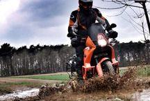 KTM Adventure / Mostly KTM Adventure & Enduro bikes