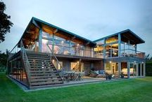 residential architecture / by Brianne Tomlin