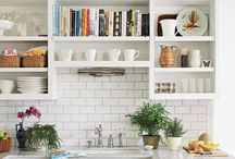 home // kitchen / cheery clutter / by Tyler Feder