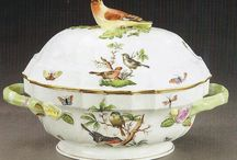 Tureens / by Gail Brasher
