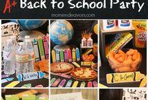 Little Parties: Back 2 School