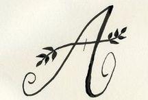 Fonts & lettering insp