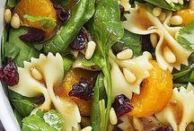 FOOD: Pasta salads