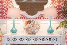 Pretty Interiors & Exteriors / by Jessica Ann Baker