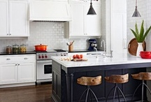 Yummy Kitchens  / Hi and welcome to Amberth Pinterest design hub!  This is one of many eye candy collections that drive our inspiration every day. 'Yummy Kitchens' is all about cozy and stylish designer kitchens, kitchen ideas, kitchen colour schemes and accessories