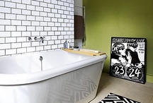 Bathing in Style / Hi and welcome to Amberth Pinterest design hub!  This is one of many eye candy collections that drive our inspiration every day. 'Bathing in Style' is all about stylish bathroom ideas and design, bathroom accessories and colour schemes