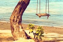 Life's just beachy  :) / Sun, sea, sand, etc! / by Adele H