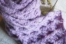 Making Knots In Yarn / Stuff I like about knitting and crochet - patterns, images, yarns, colour.  I also have a thing about knitted underthings.  Probably psychological. / by Marie Watkins Crocker