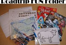 Road Trip / Great ideas for those long road trips!
