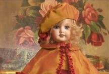 Dolls / My favorite Hobby! Dolls! I have all my Ann Estelle, Sasha, Bleuette, and Betsy McCall patterns that I have for sale here. Plus lots of pictures!