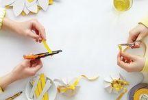 weddings and parties DIY