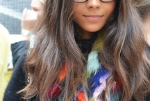 Trends: Colourful Faux-Fur