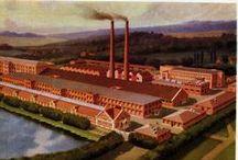 Histoire DMC / Crée à Mulhouse en 1746, l'entreprise DMC fut longtemps un acteur dominant de l'économie textile. Aujourd'hui, la société se consacre principalement à la vente de fils pour l'industrie textile et les particuliers. Nous vous proposons ici de parcourir 250 ans d'histoire de DMC en images.