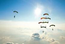 Sky / Paragliding