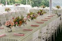 Flowers & Tablescapes / by Jessica Ann Baker