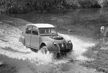 Off-Road Vehicles & Pickups & Vans & Motorhomes / Minivans & Minibuses & Campervans & Trailers & Utility Cars & Suburban / by Bertrand Lachèze