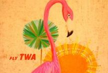 Travel & Tourism: Posters, Ads, Prints & Design / by Jessica Ann Baker