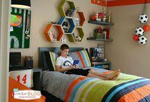 Kids Bedroom Decor / Unique bedroom decor ideas for your child's bedroom.