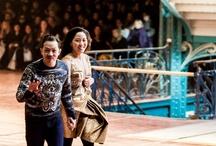 Paris Fashion Week A/W 13-14 Runway Review: Kenzo Evil Eye Protection Wear